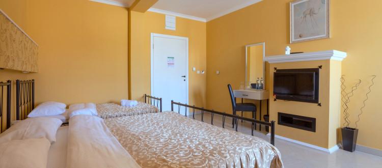 dvokrevetna soba sa zasebnim krevetima